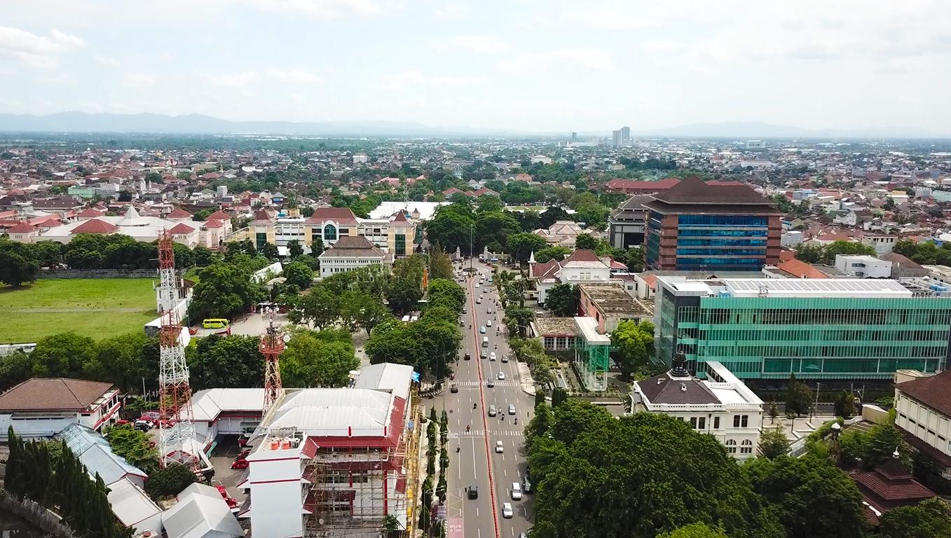 Geografis Kota Surakarta